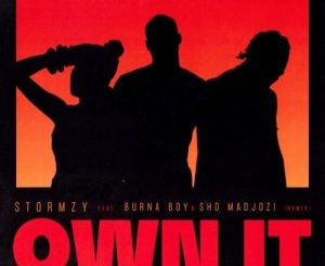 Stormzy – Own It (Remix) Ft. Burna Boy & Sho Madjozi