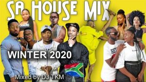 "DJ TKM – South African House Music Mix 2020 ""Winter"" Ft. Master KG, TNS, Makhadzi & Da Capo"