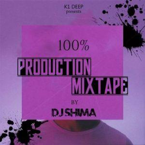 Dj Shima – 100% Production Mix