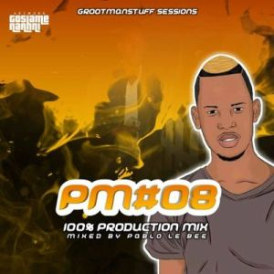 Pablo Lee Bee – Production Mix #008 (Grootman Stuff Sessions)