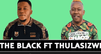 The Black – Monna Ke Van Ft. Thulasizwe (Amapiano Remix)