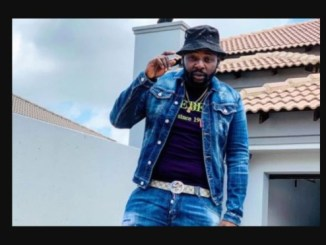 Watch As DJ Maphorisa composes new song for Twitter users