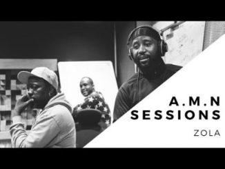 Cassper Nyovest A.M.N Sessions Zola (Episode 1)