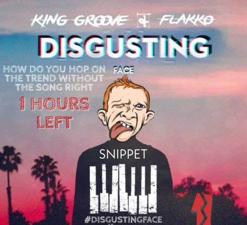 King Groove & Flakko – Disgusting Face (Amapiano)