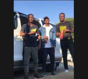Entity MusiQ & LIL MO – Phezulu Ft. DaliNjebo (DaliWonga's Twin Brother)