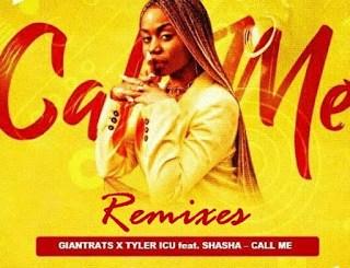 Giant Rats & Tyler ICU – Call Me (Villager SA Deeper Remix) Ft. Sha Sha