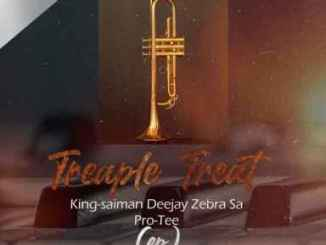 Pro-Tee, King Saiman & Deejay Zebra SA – Triple (T) Threat