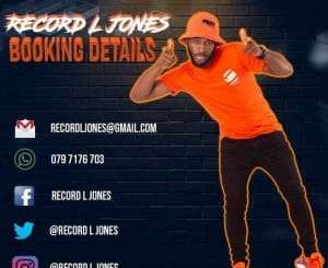 Record L Jones – Silence Is Golden ft. Nhlanhla The Guitarist