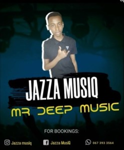 Jazza MusiQ – Note (Deeper Mix)