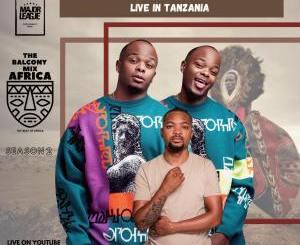 Major League & Josiah De Disciple – Amapiano Live Balcony Mix B2B