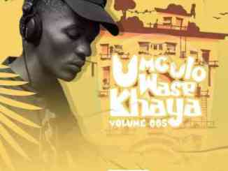 Muziqal Tone – UmculoWaseKhaya #005 (10K Appreciation Mix)