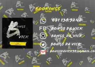 Bongs Da Vick – Do Better (Vocal Mix)