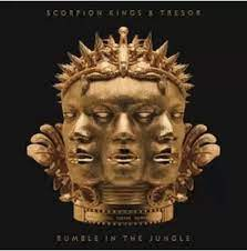 DJ Maphorisa, Kabza De Small (Scorpion Kings) – Rumble In The Jungle (Cover Artwork & Tracklist)