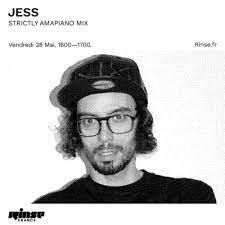 DJ Jess – Rinse FM Strictly Amapiano Mix (28 May 2021)