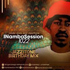 JazziTone & Linda Jovis – INambaSession1022 (JazziTone Birthday Mix)