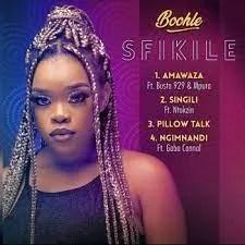 Boohle – SFIKILE EP (Cover Artwork + Tracklist)