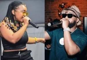 """Boohle mocks Cassper Nyovest over hit song, """"Siyathandana"""""""