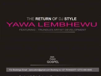 DJ Style Mina Ngihambile Mp3 Download