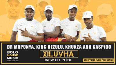Dr Maponya x King Dezulu x Khukza x Caspido Xiluvha Mp3 Download