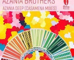 Azania Brothers & Carlos Mena Azania Deep (Casamena Remixes) Mp3 Download