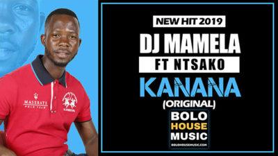 DJ Mamela Kanana ft Ntsako Mp3 Download