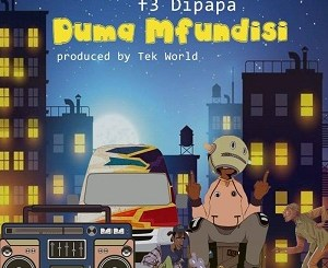 F3 Dipapa Duma Mfundisi Amapiano Mp3 Download