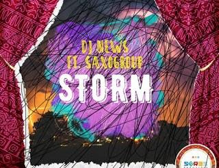 DJ News Storm Ft. SaxoGroup (Original Mix) Mp3 Download