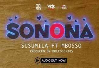 Susumila Ft. Mbosso Sonona Mp3 Download