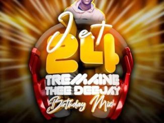 The Squad Just Expensive Taste Vol 024 (Tremaine Thee deejays birthday mix) Mp3 Download