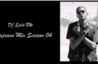DJ Split BW (Amapiano Mix Session 04) 2020 Mp3 Download