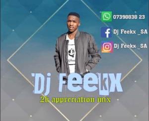 Dj Feekx 2k likes Appreciation Mix Mp3 Download