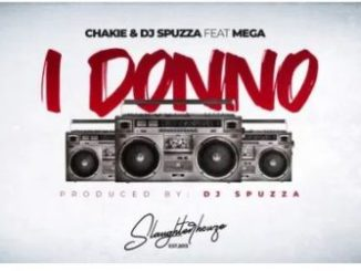 Chakie & Dj Spuzza I DONNO Mp3 Download