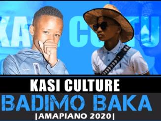 Kasi Culture Badimo Baka Mp3 Download