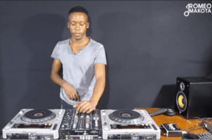Romeo Makota Quarantine Amapiano Mix Mp3 Download
