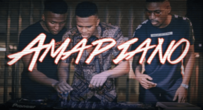 Tboy Daflame Amapiano Quarantine & Chill Mix 1 Mp3 Download