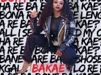 Boity Bakae Mp3 Download FaKaza