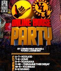 Chimbonda Music & YL Ent Online House Party Mp3 Download