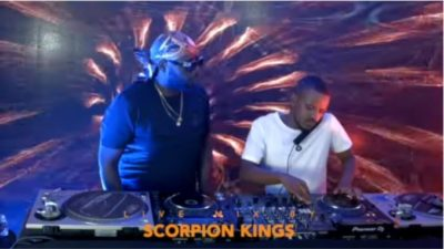 DJ Maphorisa & Kabza De Small Scorpion Kings Live Stream Mix 2 Mp3 Download