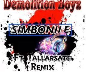 Demolition Boys Simbonile Remix Mp3 Download