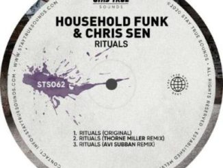 Household Funk & Chris Sen Rituals EP Zip Download Fakaza