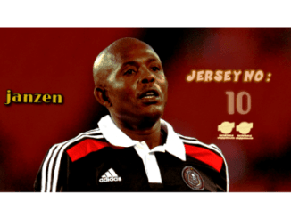 Janzen Jersey No:10 Mp3 Download