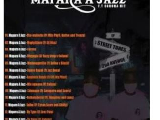Mapara A Jazz My Type Mp3 Download