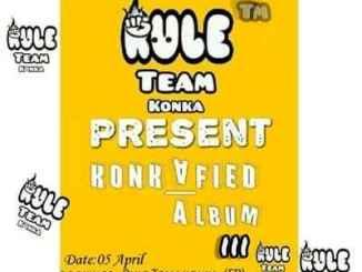 Rule Team Konka Konkafied lll EP Zip Download