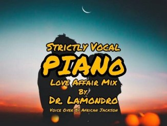 Dr. Lamondro Strictly Vocal Piano Love Affair Mix mp3 Download