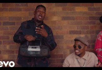Black Motion, Afrotraction Everything Video Download