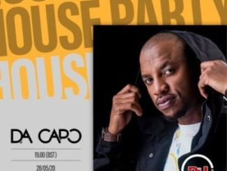 Download Da Capo DJ Mag House Party Mix Mp3 Fakaza
