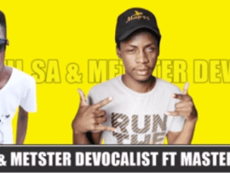 LevaSoul SA x MetSter DeVocalist Chomi Mp3 Download