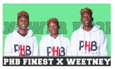 PHB Finest x Weetney Answer Phone Mp3 Download Fakaza