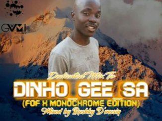 Download Rushky D'musiq Dedicated Mix to Dinho Gee SA Mp3 Fakaza