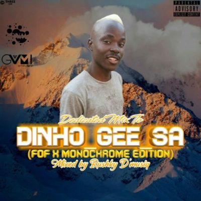 Download Rushky D'musiq Dedicated Mix to Dinho Gee SA Mp3 Fakaza